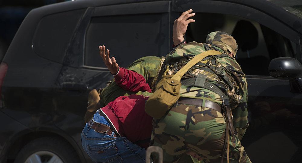 В Самарканде задержали террористическую группировку