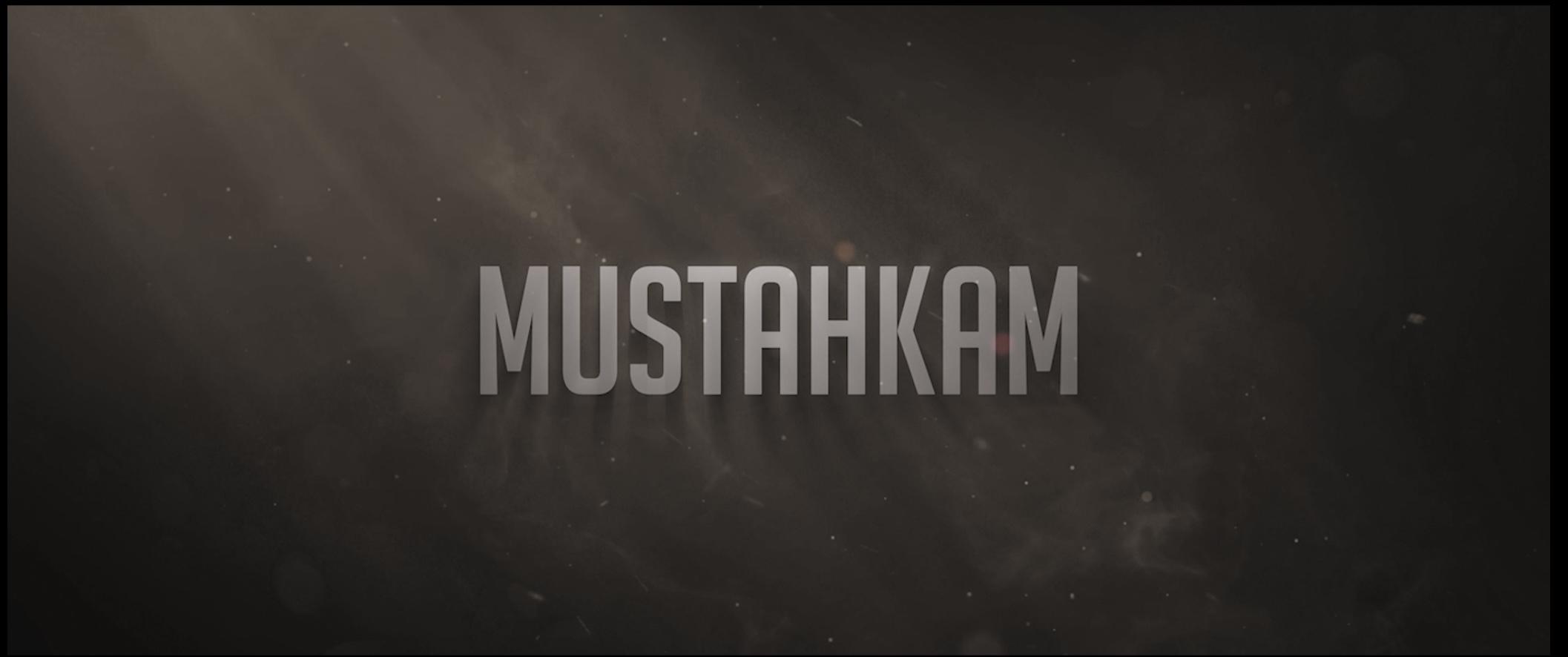 По случаю дня сотрудников СГБ, был снят фильм «Мустахкам»