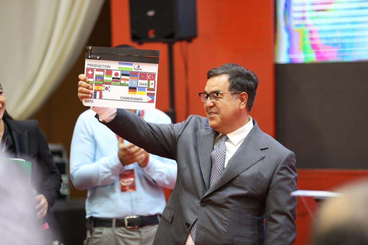 В столице прошла пресс-конференция в преддверии Ташкентского международного кинофестиваля