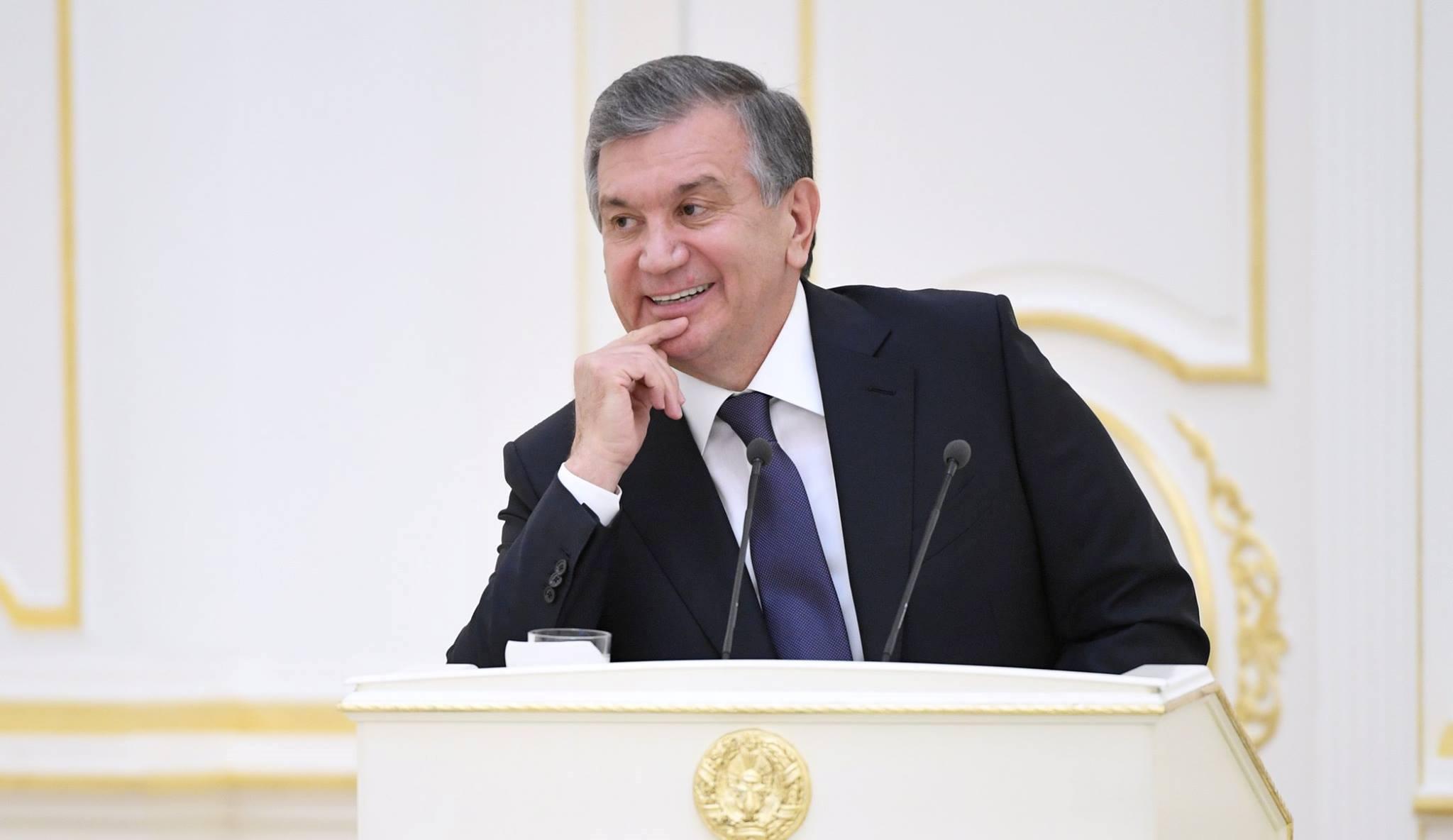 Команда Шавката Мирзиёева рассказала о главных направлениях в развитии Узбекистана