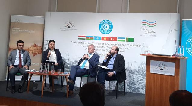 «Узбекистан заинтересован в развитии транспортно-коммуникационной инфраструктуры в рамках Тюркского Совета»