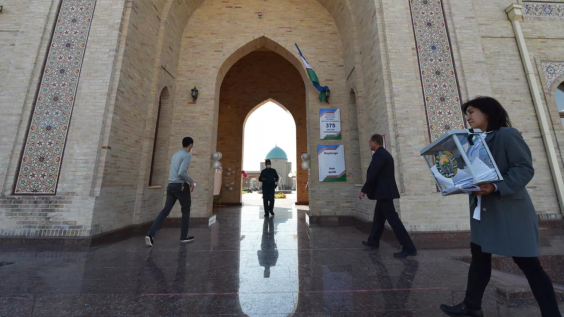 ШОС не обнаружила нарушения на президентских выборах в Узбекистане