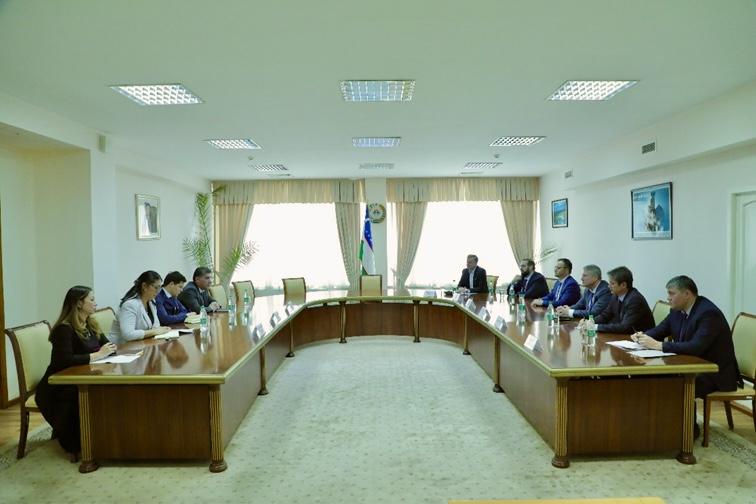 Представители ФРГ высоко оценили вклад Ташкента в достижение устойчивого мира и стабильности в Афганистане