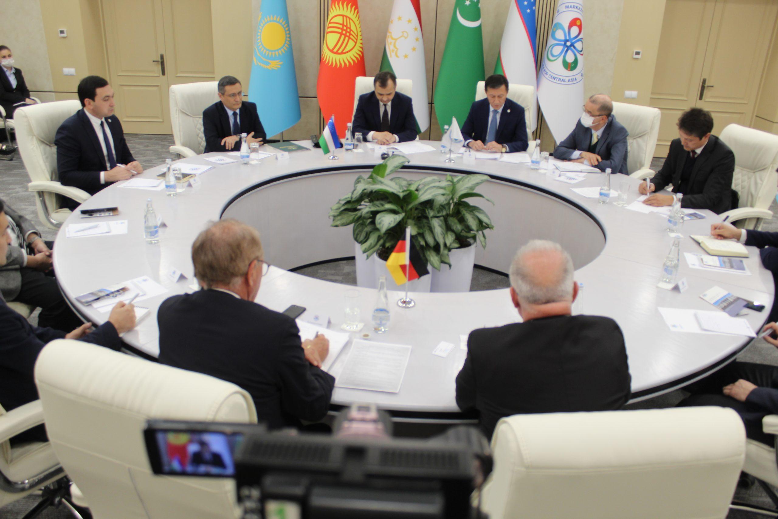 «Отношения сГерманией являются стержнем европейской политики Узбекистана»